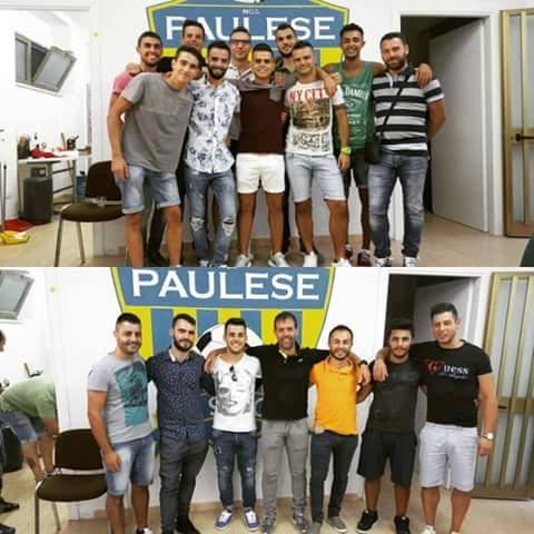 Paulese, patto di ferro tecnico, giocatori e dirigenza per un grande torneo.