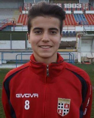 Coppa Italia serie D: esordio vincente con la Torres del 99 ghilarzese Federico Bachis.
