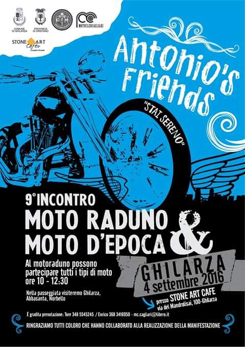 Locandina Antonio's friends