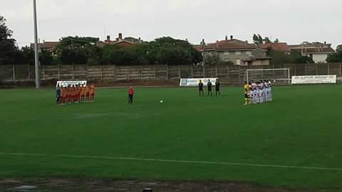 Coppa Italia di Eccellenza: il Ghilarza vince 3-2 ma viene eliminato per la differenza reti.  Passa l'Orrolese.