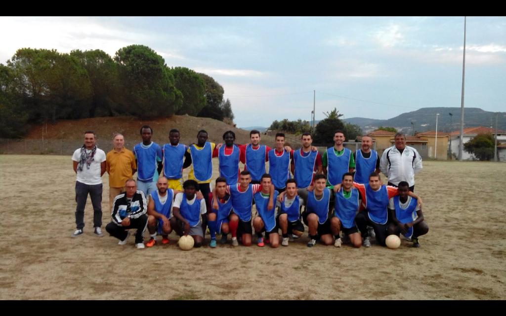 """Calcio 2^ categoria/Le squadre al via: il sindaco, un assessore, sei profughi e tanti giovani per il """"nuovo"""" Tadasuni"""
