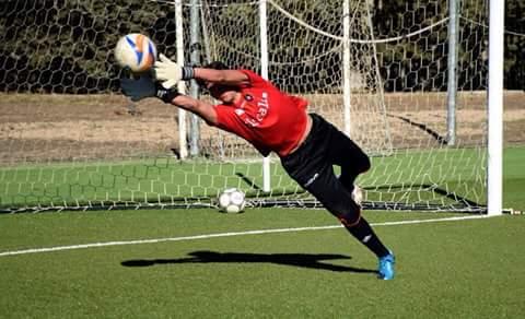 Calcio, il portiere abbasantese Mattia Murru approda in Eccellenza con il La Palma Monte Urpinu