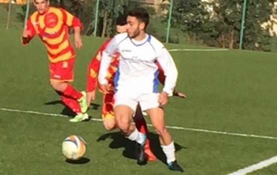 """Calcio Eccellenza: è il """"sedilese"""" Francesco Muscau del Tergu uno dei fuoriquota più interessanti del torneo"""