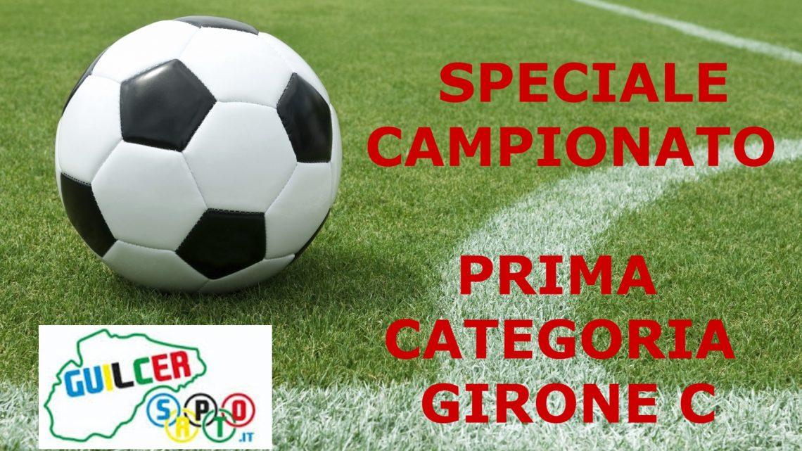 SPECIALE PRIMA CATEGORIA GIRONE C Nicola Usai presenta l'avvincente campionato che inizia domenica 2 ottobre