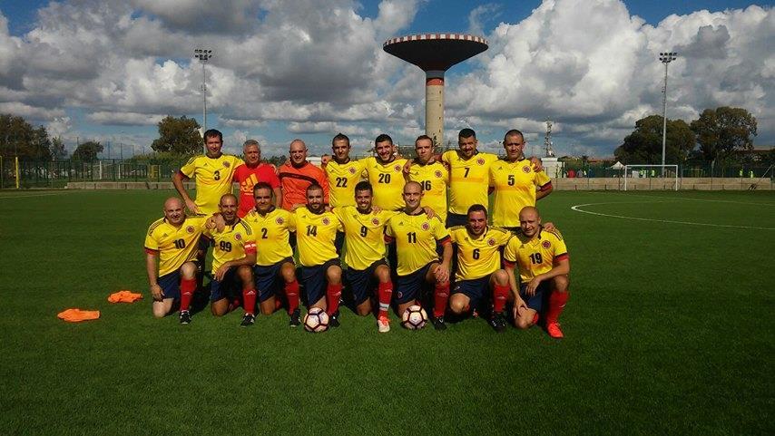 Calcio amatori Over 35. Prima sconfitta per Sas Mendulas Ghilarza