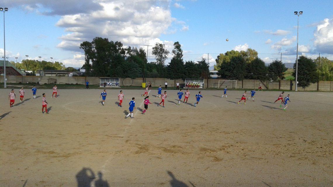 Calcio Juniores: tris di sconfitte per Abbasanta, Ghilarza e Sedilo