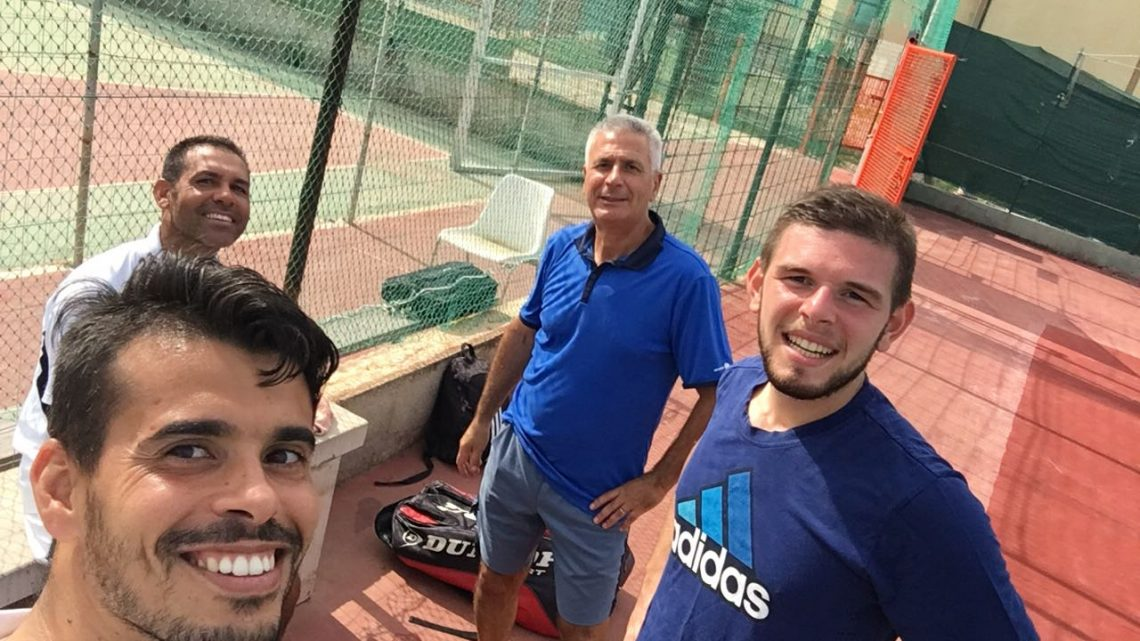 Il Tennis Club Ghilarza Domenica in campo per la finalissima del Campionato D3
