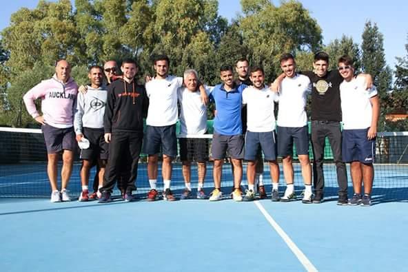 Prova quasi perfetta del Tennis Club Ghilarza ma il Gonnosfanadiga si aggiudica il titolo regionale D3