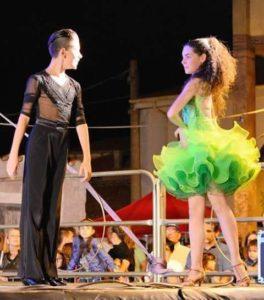 Cuban Star Greta Calderisi e Gabriele Mirai