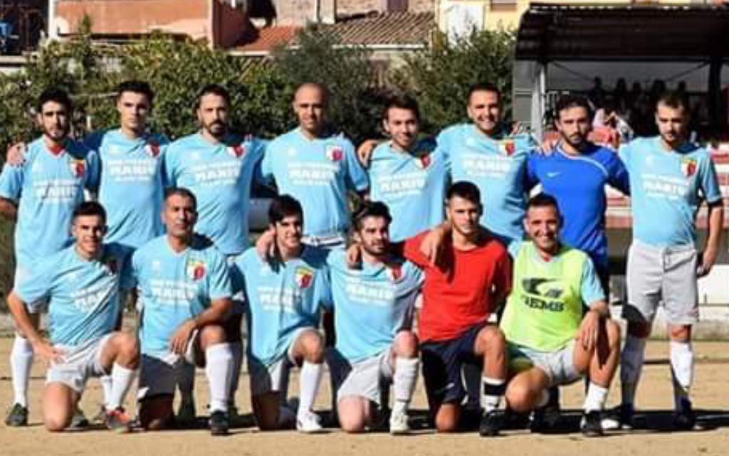 Campionato 1a Categoria Girone C: Maniglio ritorna e dedica il gol al padre