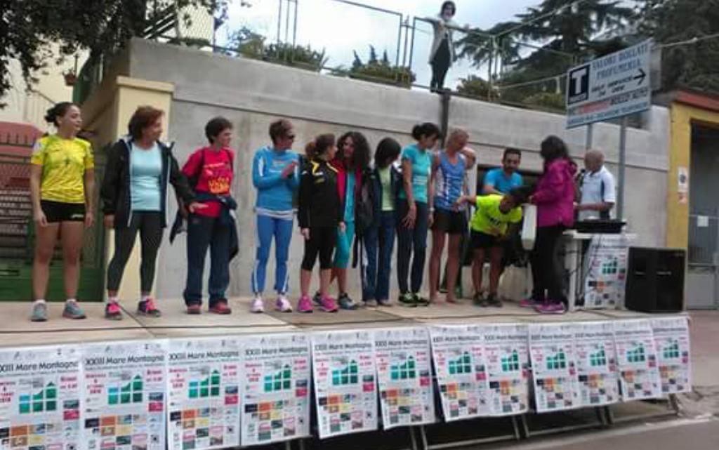 Ottimi risultati delle atlete del Guilcer al campionato regionale di corsa in montagna Calagonone – Dorgali