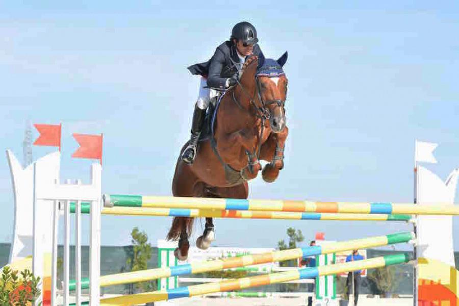 Equitazione: Spettacolo a Tanca Regia con un fine mese dedicato al salto a ostacoli nazionale