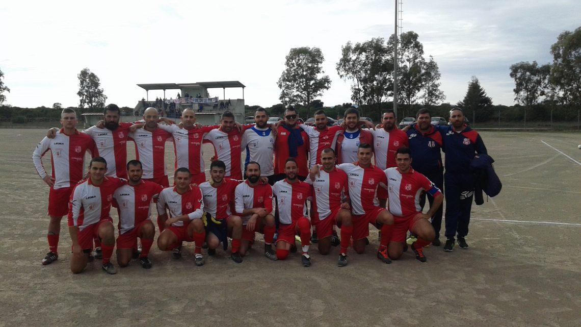 Calcio 2a Categoria H. Nel derby del Guilcer Aidomaggiorese-Tadasuni(4 -2) vince lo sport