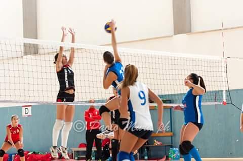 Volley pallavolo Ghilarza