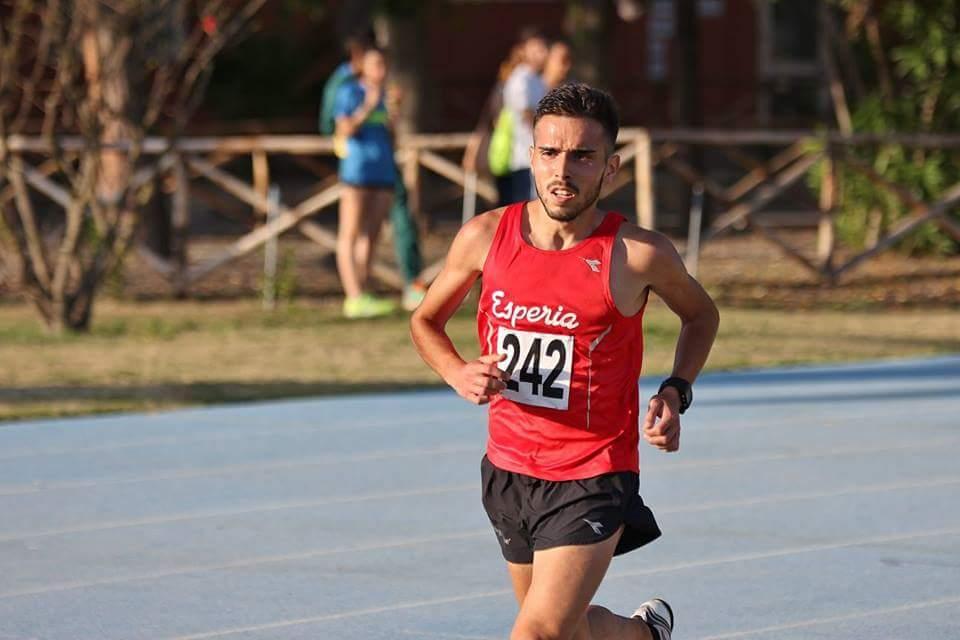 Atletica: il ghilarzese Gabriele Motzo Campione Sardo di corsa su strada