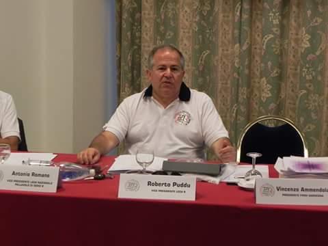 ESCLUSIVA GUILCERSPORT: Santina Raschiotti incontra Il vice presidente della Lega nazionale di Pallavolo Roberto Puddu
