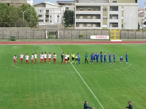 Calcio Promozione: Macomerese a reti bianche contro una ottima Dorgalese
