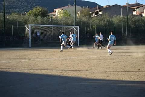 Calcio 1a Categoria Girone C: Doppietta di Maniglio per la 1a vittoria dell'Allai di Luca Carta