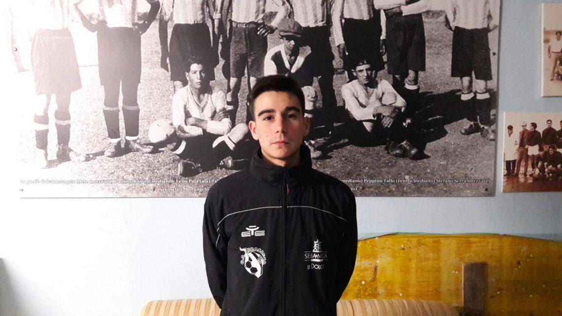 Calcio 1a Categoria Girone C. Complimenti a Daniele Contini per l'esordio