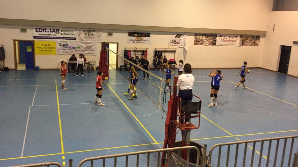 Pallavolo Femminile Serie C. 1a vittoria del GSD Volley Ghilarza a Iglesias