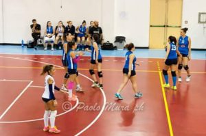 Pallavolo volley Ghilarza