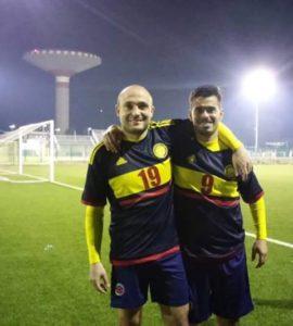 Nicola Tugulu e Sergio Loi over 35