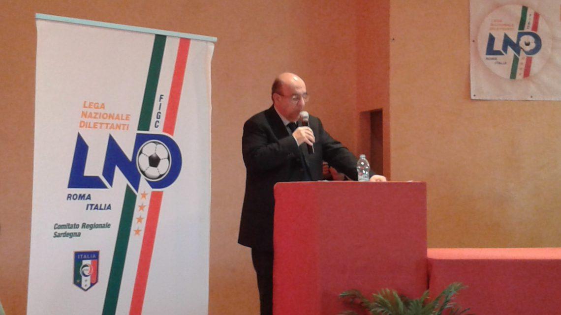 Elezioni FIGC. Gianni Cadoni eletto Presidente del Comitato Regionale Sardo