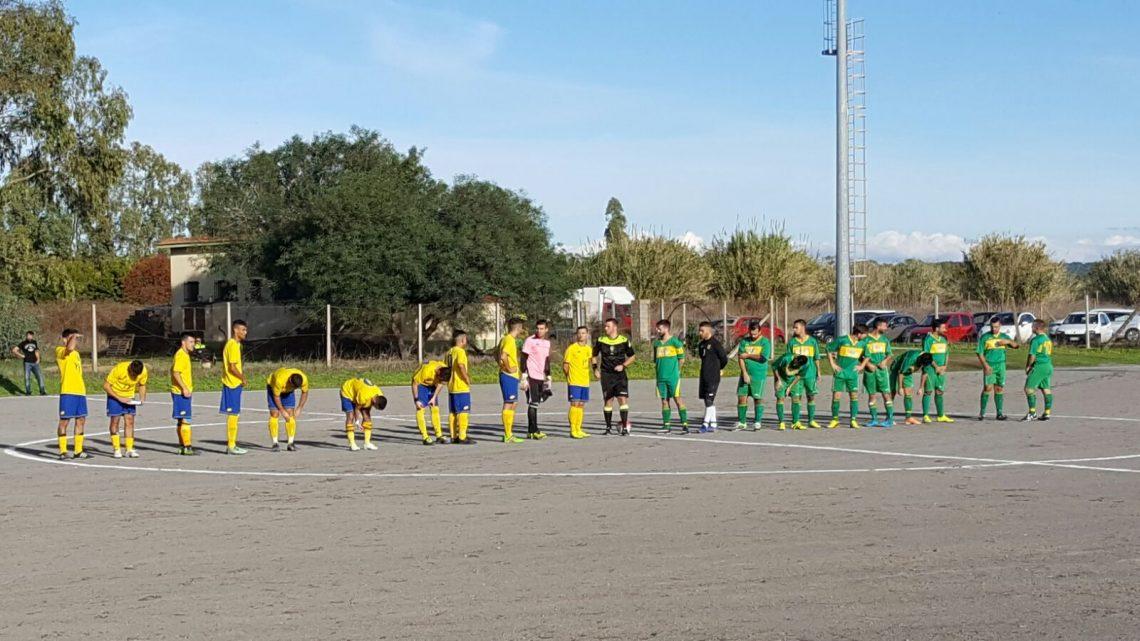 Calcio 2a Categoria. Super Paulese, Norbello e Aidomaggiorese. Tadasuni KO