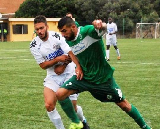 """Calcio Eccellenza. Il sedilese Francesco Muscau: """"Tre punti importanti del Tergu in un campo difficile come Ghilarza"""""""