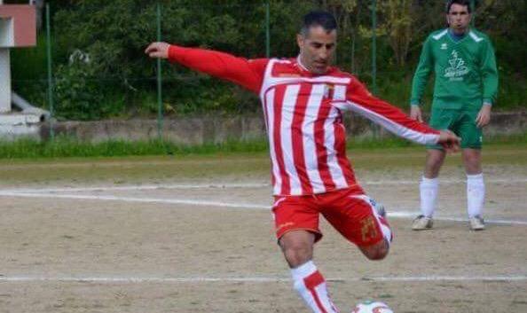 Il saluto commosso dell'Allai Calcio a Lino Magari che dopo 19 anni lascia la società