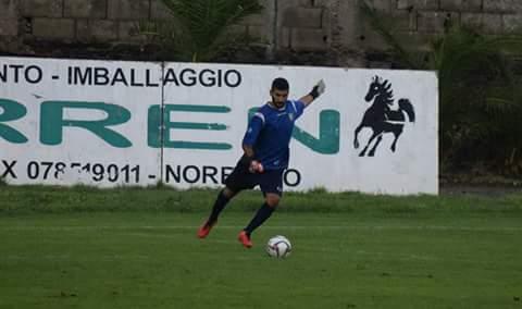 Calcio serie D. Il gran rientro di Alessio Matzuzi: firma con il Budoni e domani gioca titolare
