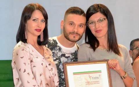 La Cuban Star di Abbasanta premiata ad Olbia per il primato regionale nelle classifiche di danza sportiva