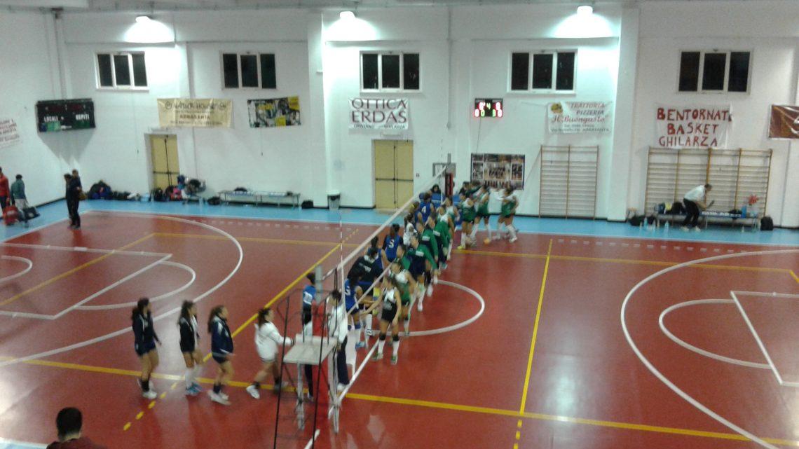 Pallavolo Femminile Serie C. Al Ghilarza urge uno psicologo. Ancora una sconfitta per 3 0