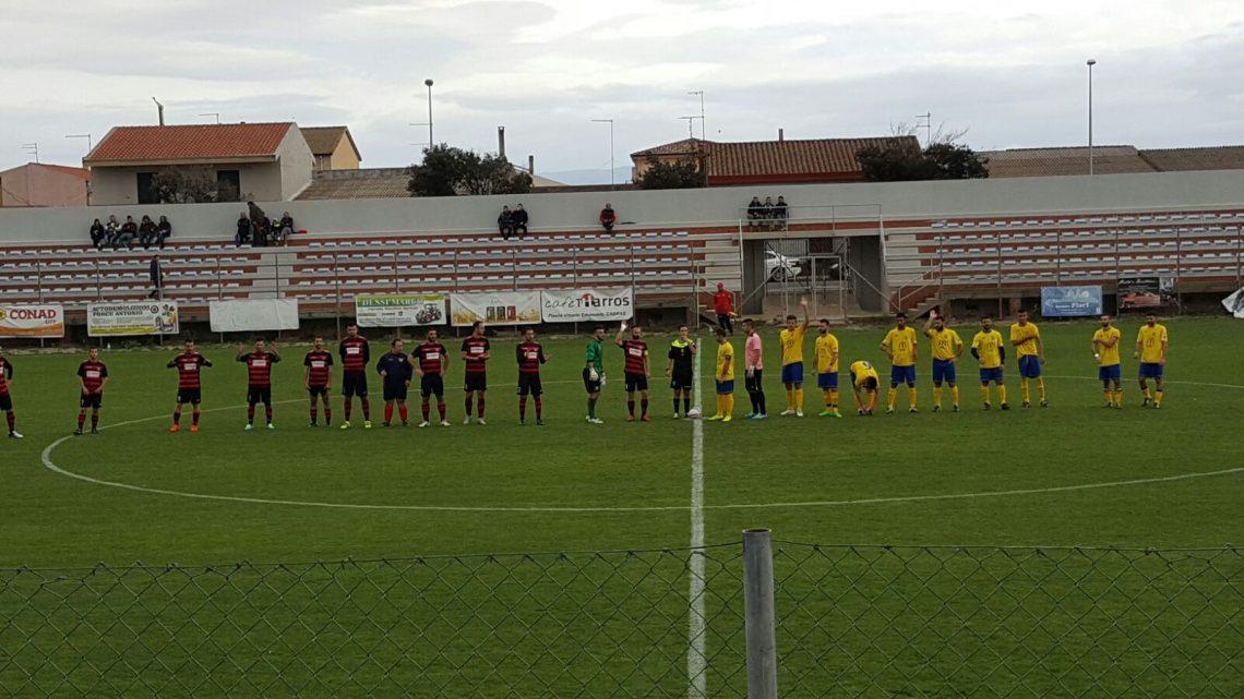 Calcio 2a Categoria: Paulese beffata a Cabras perde la vetta. Norbello pari con la Busachese, Tadasuni e Aidomaggiorese sconfitte a Meana e Oniferi.