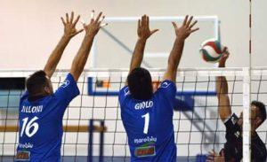 Pallavolo Volley ariete maschile