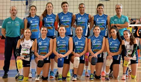 Volley Serie B2 femminile. Sconfitta con molte attenuanti dell' Ariete a Ladispoli