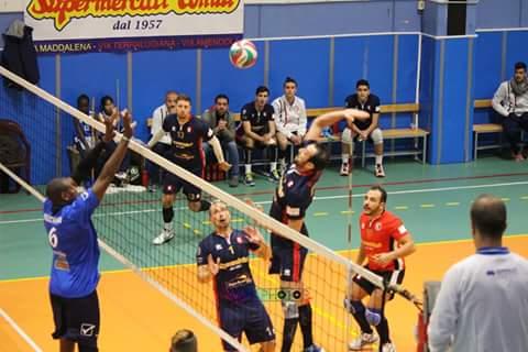 Volley Serie C Maschile: Ariete Vestis primo stop stagionale a La Maddalena