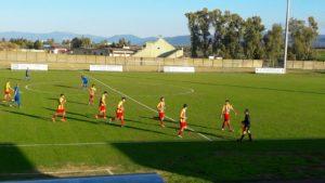 Calcio Ghilarza -Budoni