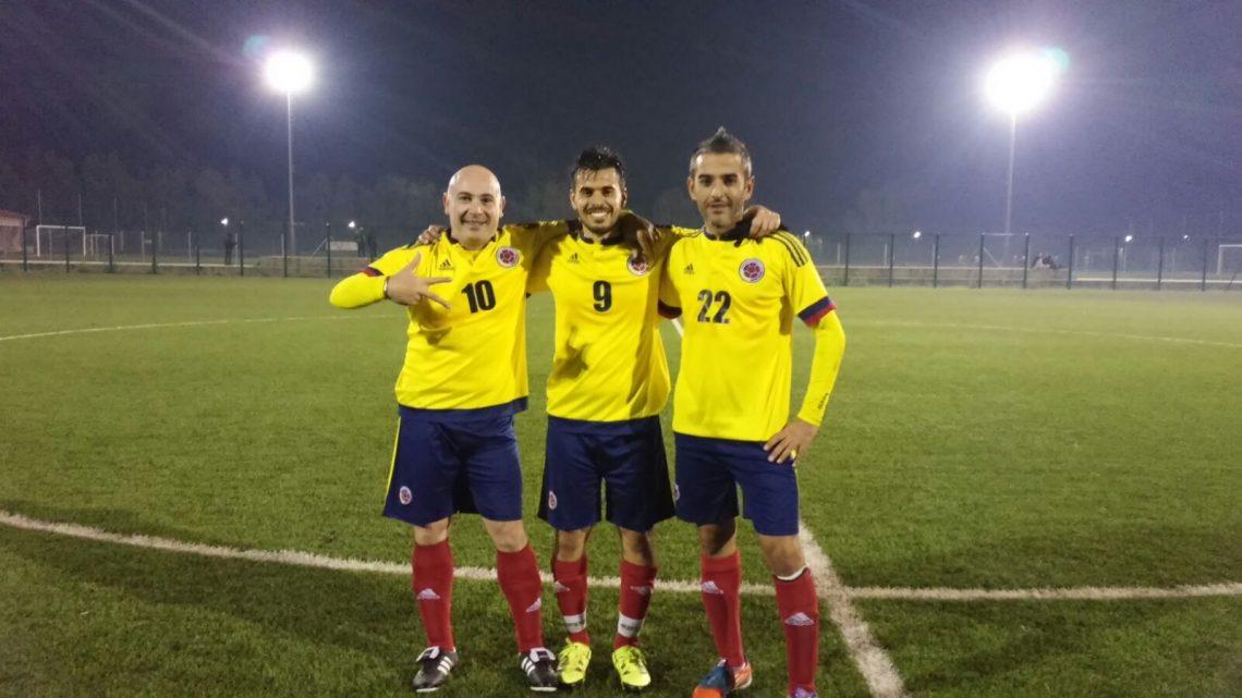 """Calcio Over 35. Arriva la settima vittoria per """"Sas Mendulas Ghilarza"""" che termina il girone di andata al secondo posto"""