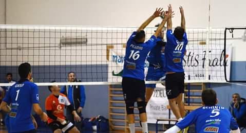 Volley. Torna alla vittoria l'Ariete Vestis Oristano nel campionato regionale di serie C maschile.