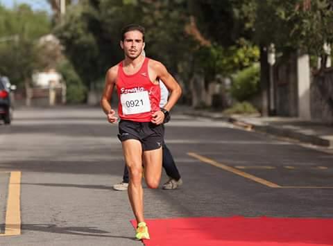 Atletica. Gabriele Motzo campione sardo nei 1500 e vice negli 800