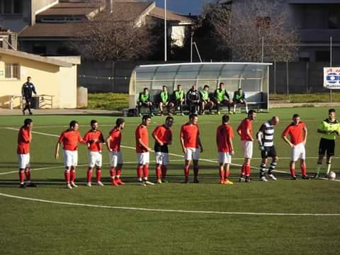 Calcio 1a Categoria C. L'Abbasanta fa una cinquina al Siddi e chiude il 2016 in testa alla classifica