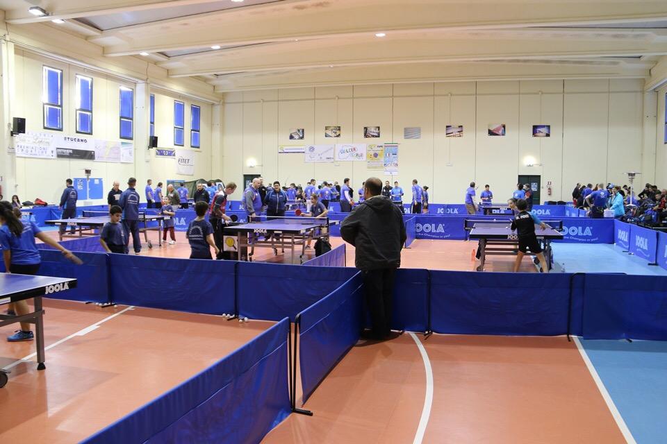 Tennistavolo. Grande successo per il 7° Trofeo Città di Norbello