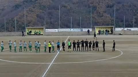 Calcio 1a Categoria C. Anticipo della Befana tra Sedilo e Oristanese