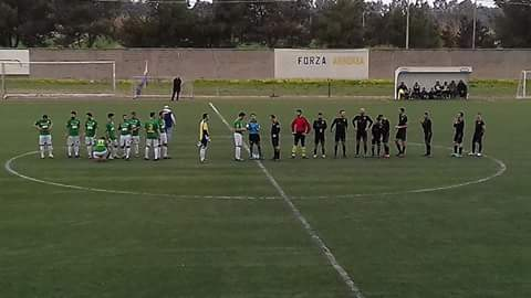 Calcio 1a Categoria C. Il Sedilo ne' prende 4 dal CR Arborea e termina la gara in otto