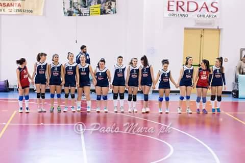 Volley Ghilarza. Weekend in chiaroscuro: sconfitta la Serie C, vincono 2a Divisione e Under 14