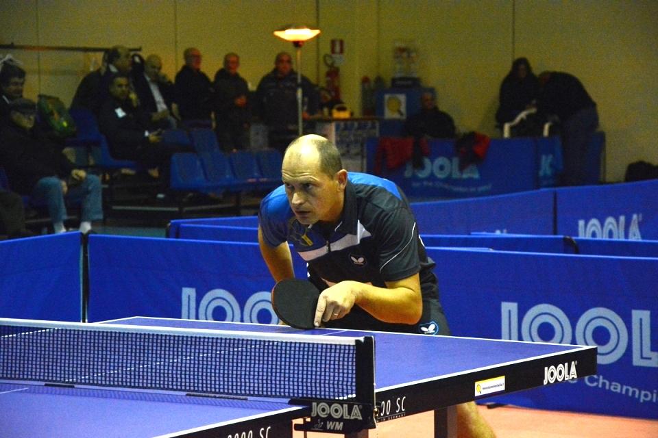 Tennistavolo Serie A1 Maschile. Per il Norbello al maschile è già l'ultima di andata.