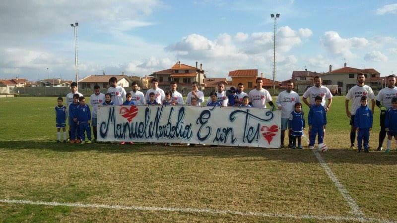 Sport e Solidarietà. Narboliese e Ollastra unite per Manuel Vargiu