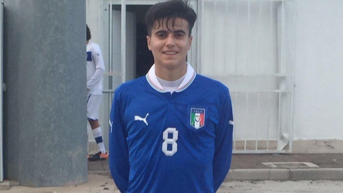 Federico Bachis ottima esperienza nella Nazionale Under 18