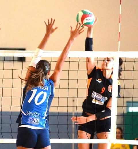 Volley Serie B2 Femminile. Ancora una sconfitta per l'Ariete. Troppo netto il divario con le romane del Monterotondo